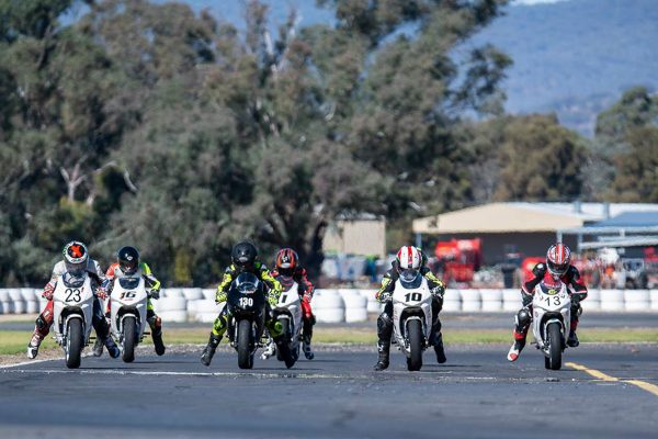 Junior road racing championship introduced with MotoStars in 2019