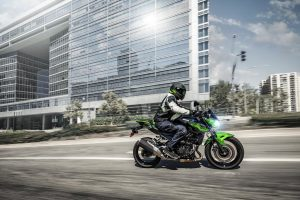 All-new Z400 headlines 2019 Kawasaki EICMA launch