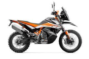 Bike: 2019 KTM 790 Adventure range