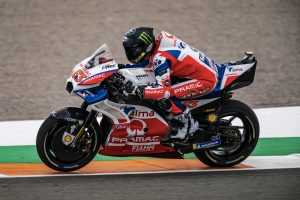 MotoGP rookies take to Valencia in opening day of testing