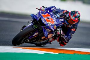 Vinales fastest on day one of Valencia MotoGP testing