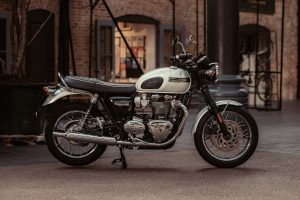 Limited edition Triumph Bonneville T120s showcased at EICMA