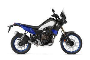 Bike: 2019 Yamaha Tenere 700