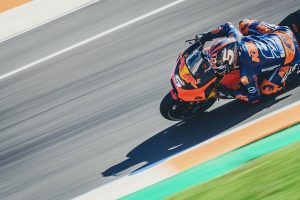 Zarco coming to terms with the RC16 in KTM transition