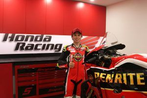 Penrite Honda expands with Chiodo signing for 2019 season