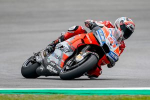 Ducati test pilot Pirro to start in place of Lorenzo at Sepang
