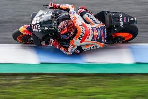 Shoulder surgery a success for champion Marquez