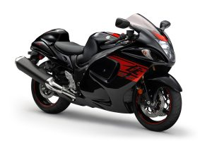 Suzuki Hayabusa to remain available in Australia