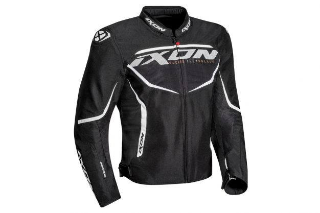 ixon sprinter air jacket