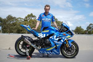 Phillis completes three-rider roster at Team Suzuki Ecstar