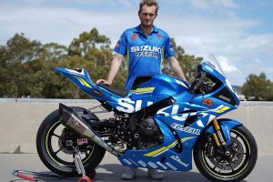Team Suzuki Ecstar Australia announce extended program for 2019
