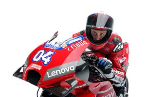 Dovizioso anticipating greater improvements in pre-season testing