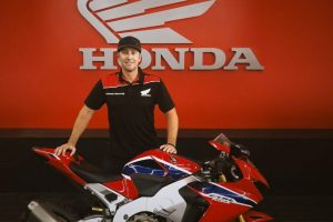 Honda Racing signs Johnson for North West 200 and Isle of Man TT