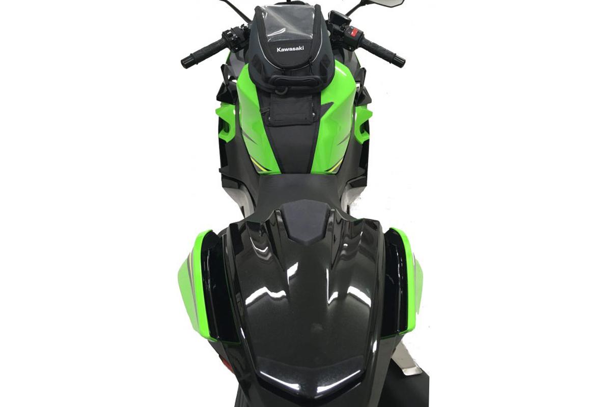 Product 2019 Kawasaki Ninja 400 Solo Pack Accessory Kit