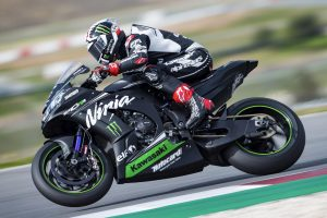 Rea quickest again in Portimao WorldSBK test