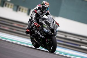 Champion Rea fastest on day two of Jerez WorldSBK testing