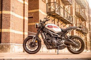 Yamaha celebrates heritage with new 2019 XSR900 colourways