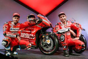 New-look Mission Winnow Ducati MotoGP team uncovered