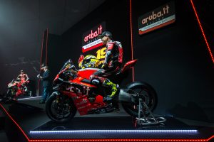Aruba.it Racing - Ducati launches race-spec Panigale V4 R