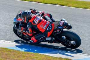 Top three time a boost for rookie Bayliss ahead of ASBK opener