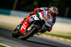 Miller overcomes crash on day one of Sepang test