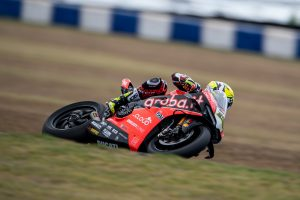 Day one of Phillip Island WorldSBK topped by Bautista