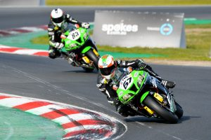 Kawasaki becomes naming rights partner for ASBK premier category
