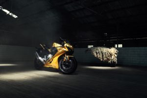 Honda Australia celebrates 50th anniversary with gold CBR1000RR