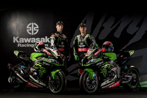 Kawasaki introduces 2019 WorldSBK team ahead of Phillip Island