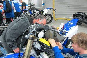 Yamaha apprenticeship program