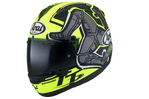 Product: 2019 Arai IoM TT Limited Edition RX-7V helmet