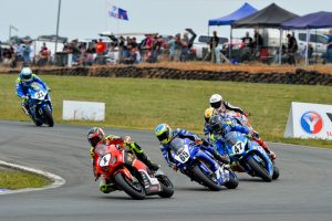 Dominant Herfoss secures Wakefield Park ASBK overall win