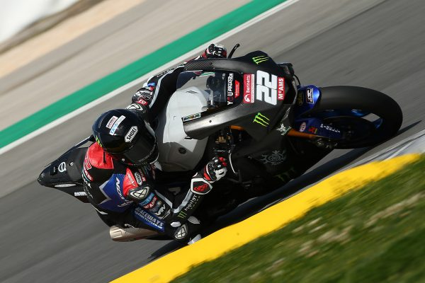 Chassis change results in P1 for O'Halloran at Portimao BSB test