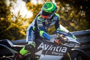 Granado tops day one of MotoE testing in Jerez
