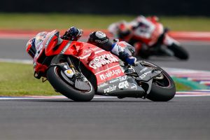 Dovizioso edges Miller for fastest time in Argentina Friday practice