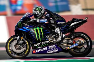 Vinales declares race-by-race approach this season