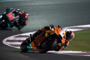 Zarco trusts top 10 is possible with KTM RC16 package