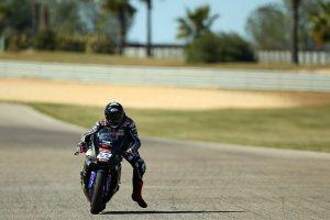 O'Halloran displays Yamaha potential in Spanish BSB testing
