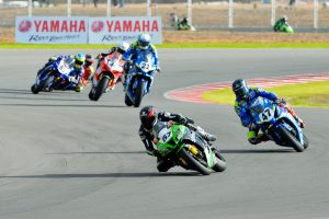 Perfect ASBK round at The Bend complete for Staring