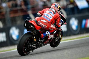 Dovizioso admits he couldn't shake off Rossi in Argentina duel