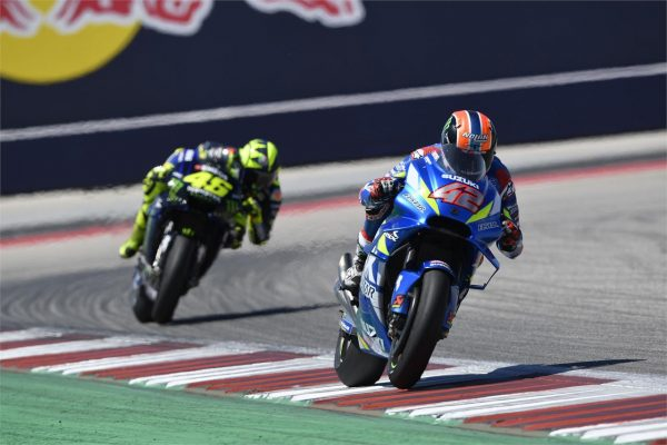 Rins scores maiden MotoGP victory as Miller podiums at COTA