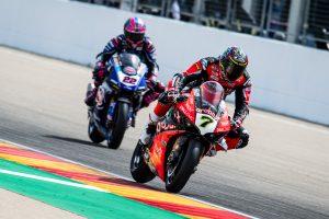 Aragon double-podium a breakthrough for Davies