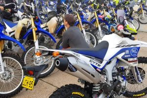 Third annual WR250R Rally hosts record turnout