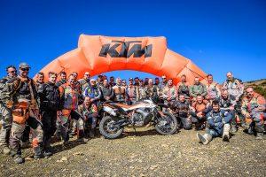 Diverse KTM Australia Adventure Rallye tours Tasmania