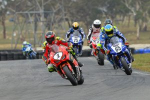 Momentum key for Penrite Honda Racing entering ASBK at The Bend