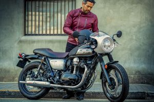 All new Kawasaki W800