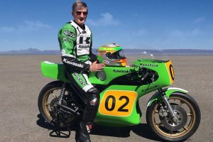 Murray Sayle retiring from Kawasaki Motors Australia