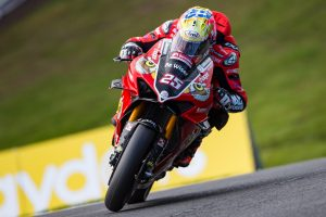 Brookes rebounds with double-victory at Oulton Park BSB