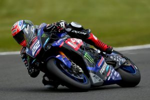 O'Halloran battles through fractured arm at Oulton Park BSB