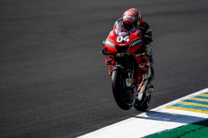 Dovizioso to celebrate 300th grand prix at Mugello